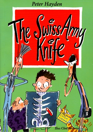 Swiss Army Knife, the - by Peter Hayden